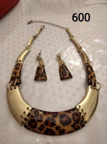 Браслеты набор - Кыргызстан: Продается бижутерия:  1. Набор под золото.  2. Цепочка под золото (нер