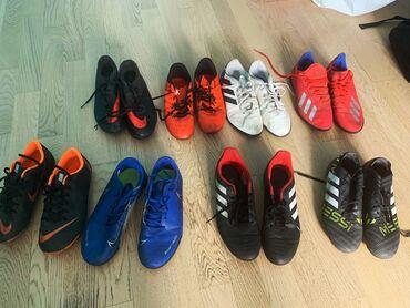 Sport i hobi - Srbija: Prodajem 8 pari sportskih patika(marka Adidas i Nike) Broj patika je