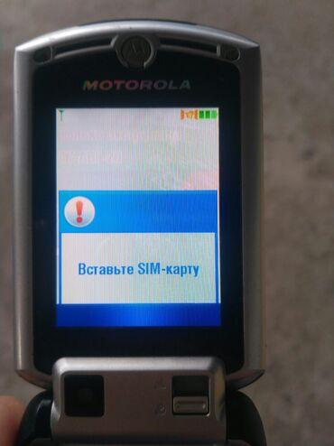 smartfon motorola moto h в Кыргызстан: Motorola rzr v3x! Все работает отлично! Батарейка два дня держит! 2004
