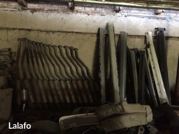 Глушители на lexus rx 300 и пороги на мерсов и бмв в Лебединовка
