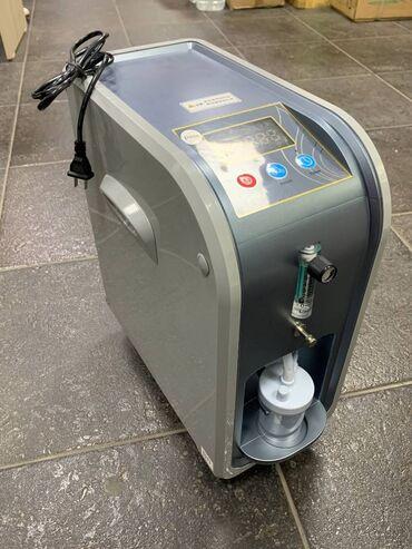 Кислородный концентратор бишкек цена - Кыргызстан: Кислородный концентраторДанная модель за 1 минуту производит до 5
