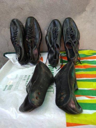 Шоссейные велосипедные туфли,времён СССР размер 26 и 26,5. в Бишкек
