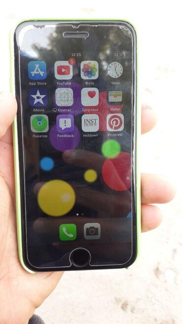 Электроника - Базар-Коргон: Б/У iPhone 6s 16 ГБ Серый (Space Gray)