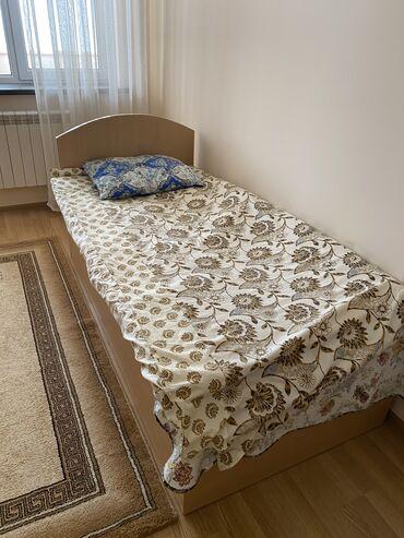 Односпальные кровати - Кыргызстан: Кровати односпальные