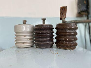 Все для электричества в Кара-Балта: Срочно продам качественные советские изоляторы ОФР 10/250 в идеальном