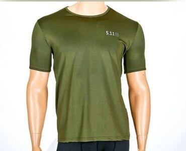 Продаётся !!! Тактическая футболка 5.11 цвета хаки. Материал- лайкра