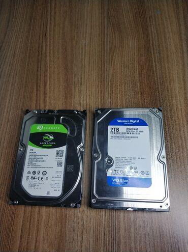 2tb hdd toshiba - Azərbaycan: 2Tb Seagate HDD 7200 RPM 3.5' - 120 AZN  2Tb WD HDD 7200 RPM 3.5' - 12