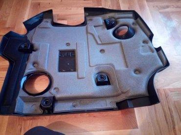 Prodajem nov nekoriscen   poklopac za motor za audi a6 2. 0 tdi - Sremska Kamenica