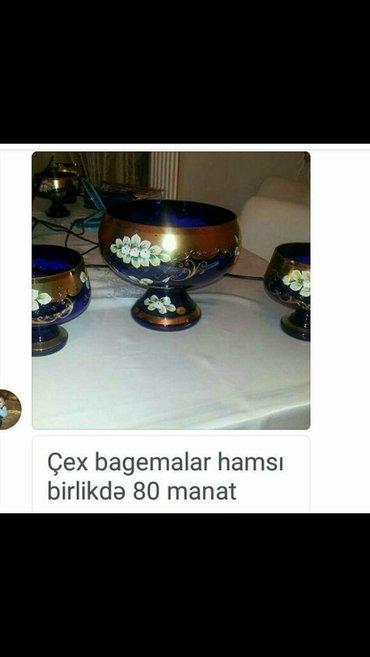 Bakı şəhərində 3/2 təzə xalca