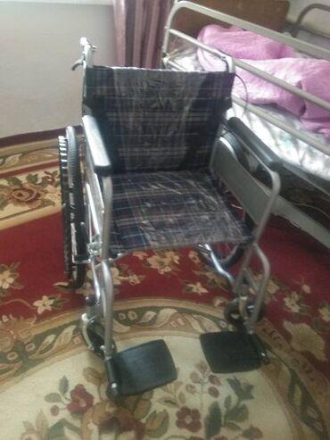 Срочно продаю инвалидную коляску Новый с коробкой