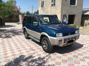 Nissan Terrano II 2.7 л. 1995 | 12345 км