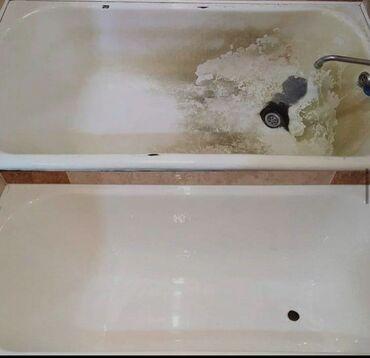 Реставрация ванна жидким акрилом Быстро и качественно Скидка . Цена от