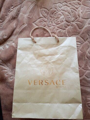 Женские часы от Версаче куплены в Милане новые не одевались