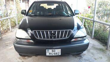 Lexus - Azərbaycan: Lexus RX 3 l. 2001 | 181279 km