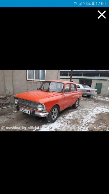 Москвич 412 1.5 л. 1980