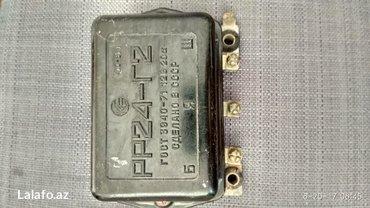 Xırdalan şəhərində M21 rele-regulator
