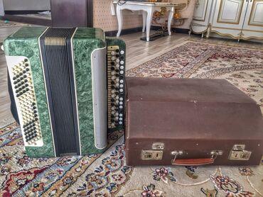 Музыкальные инструменты - Нарын: Баян почти новый, в идельном состоянии