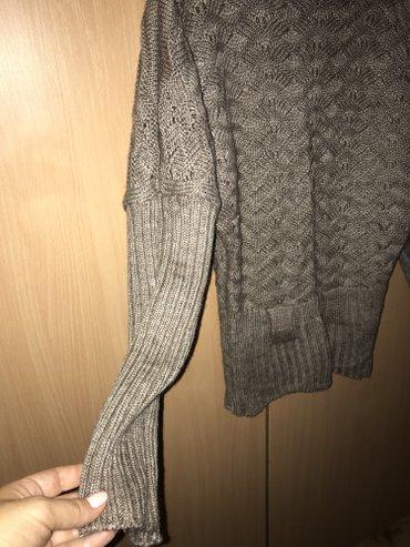 Теплый женский свитерок, размер М, теплый, новый в Бишкек - фото 3