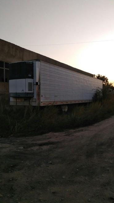 Рефрижератор бу купить - Кыргызстан: Продаю американский рефрижератор,двускатный двух мостовый.просим