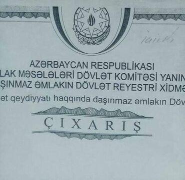 - Azərbaycan: Satılır 21 sot Tikinti vasitəçidən
