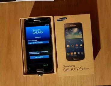 Bakı şəhərində Yeni Samsung I9190 Galaxy S4 Mini 8 GB boz