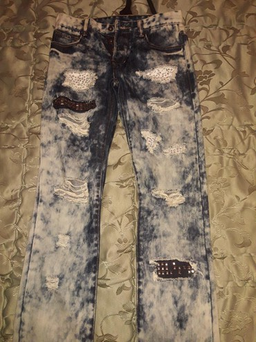 Девочки новые шикарные джинсы Турция  в Бишкек