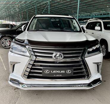 Lexus - Слева - Бишкек: Lexus LX 4.5 л. 2018 | 61000 км