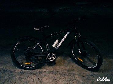 Bakı şəhərində Wlof velosiped 1 ay surulub.Original fanari ve teker iwiqlarida var ve