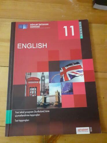 English 11 sinif test tapsiriqlari