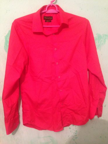 Рубашка мужская покупали за 1500 в Бишкек