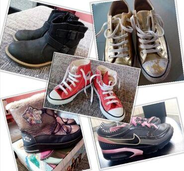Dečije Cipele i Čizme - Nova Pazova: Pogledajte te obuću na mom nalogu original converse starke Nike Air