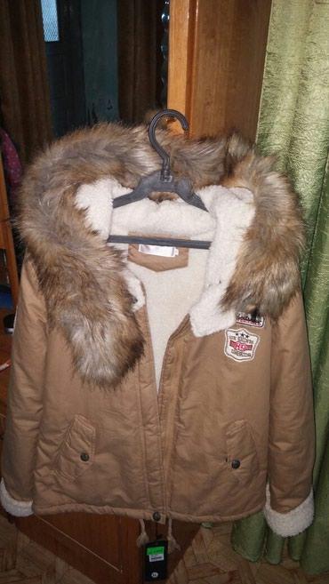 Куртка женская 46размер.короткая.прошу2000т.с в Бишкек