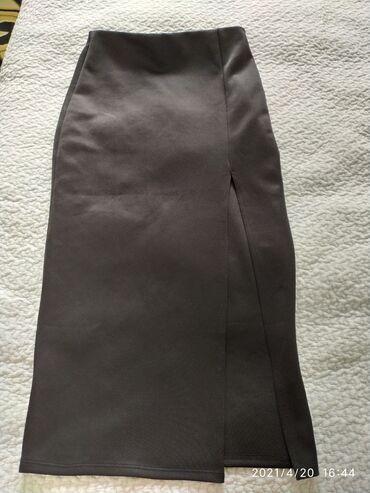 Продаю юбку ниже колен, разрез немного выше колена, качество отличное