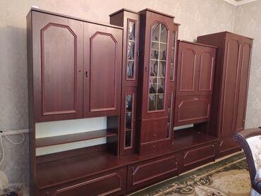 мдф лист цена бишкек в Кыргызстан: Продаю стенку ширина 360 длинна 215,сделано из МДФ ПОЛЬША