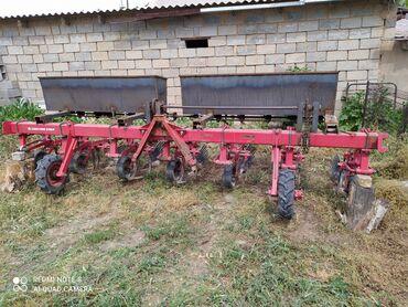 Транспорт - Чон-Далы: Сельхозтехника