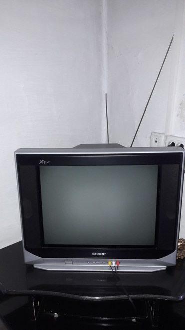 акустические системы sharp колонка в виде собак в Кыргызстан: Продаю телевизор SHARP КОРЕЙСКИЙ. В ОТЛИЧНОМ СОСТОЯНИИ. Реальному клие