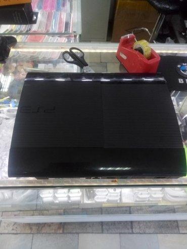 Продаю playstation 3 250 gb,все шнуры два джойстика  записано 13 игр:  в Бишкек