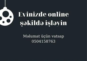 Qadın geyimləri - Ceyranbatan: Evdar xanımlara evdə işləyib karyera qurmağı təklif edirəm.Komandaya