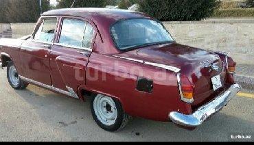 запчасти газ 21 в Азербайджан: ГАЗ Другая модель 1962