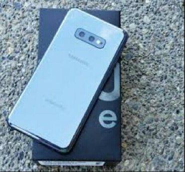 Μεταχειρισμένο Samsung Galaxy S10 Plus 64 GB Ασήμι