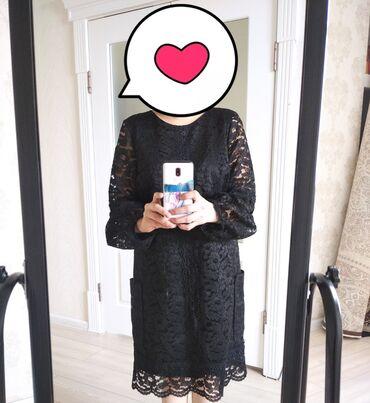 Платье турецкое ажурное Mira Mia очень стройнит, одевала 1 раз на