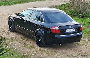 Audi A4 1.8 l. 2004 | 130000 km