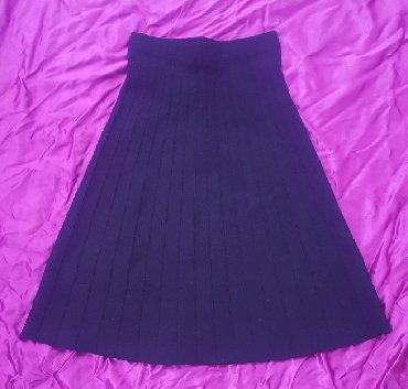 Suknja marke Zara, vel. XS/S. Nije postavljena. Krojena u A. Nije - Jagodina