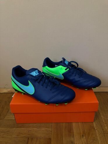 Kopacke nike - Srbija: Nike Tiempo 42.5 (27cm) kopacke NOVONike TiempoKopacke su NOVE i
