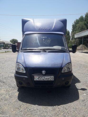 Транспорт - Таджикистан: Газель дар холати Хуб карор дорад газ бензин мотор 405 евро 3