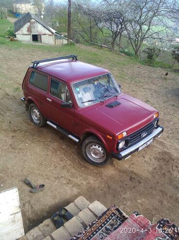 İşlənmiş Avtomobillər Yardımlıda: VAZ (LADA) 4x4 Niva 1.6 l. 1992 | 62092 km