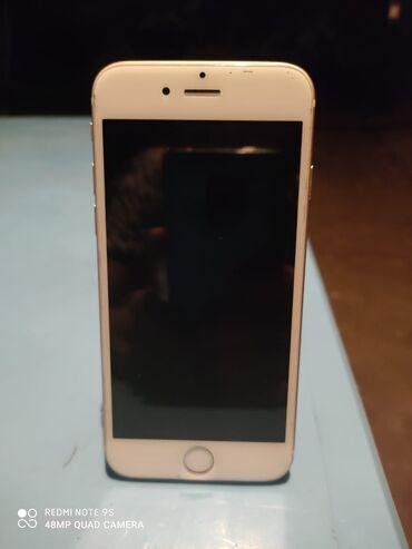 24 105 - Masallı: İşlənmiş iPhone 6 128 GB Qızılı