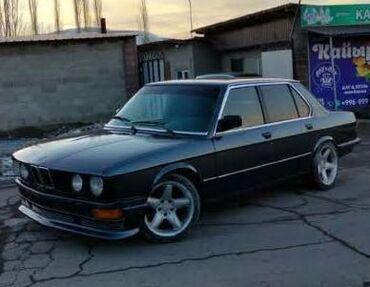 BMW 525 3 л. 1983 | 123456789 км