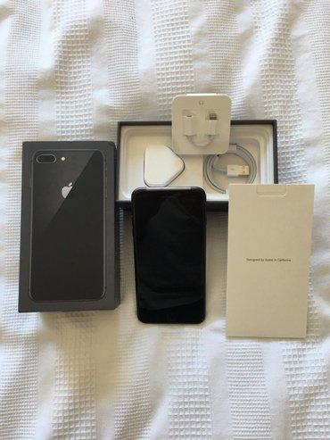 Μαύρο iphone 8 συν 256GB σε Δήμος Αμφίκλειας-Ελάτειας