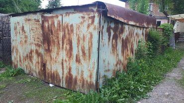 м видео беспроводные наушники в Кыргызстан: Продается гараж  Длина 5 м  Шрина 3,5 м